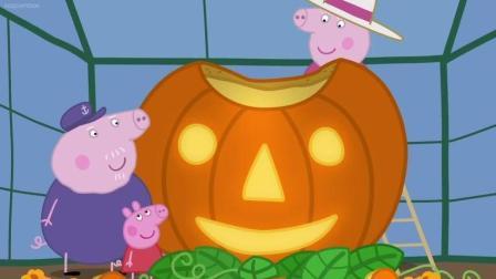 Peppa Pig Series 5 Episode 05 Pumpkin Competition 加舟英语小猪佩奇第5季英文