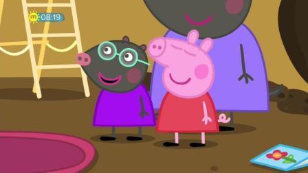 Peppa Pig Series 5 Episode 13 (S05E13) Molly Mole 加舟英语小猪佩奇第5季英文高清