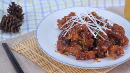 东北菜的扛把子——锅包肉, 酸甜酥嫩有妙方, 1分钟教你诀窍