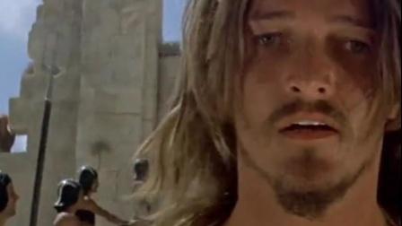 万世巨星 耶稣被带走审判 彼得否认撇清关系 CUT 8 竖版