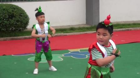 郎溪经济开发区第一幼儿园庆六一cosplay游园会