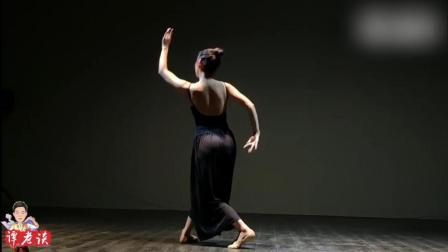 学了两天的古典舞身韵, 不敢露脸, 大家说跳的怎么样