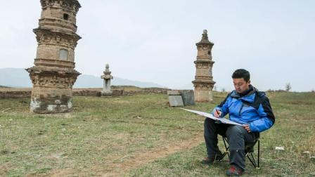 中国第一人! 20年坚守, 只为让千座古庙不被世人遗忘