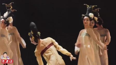 古典舞《丽人行》, 舞蹈很美, 可惜镜头变化破坏了美感!