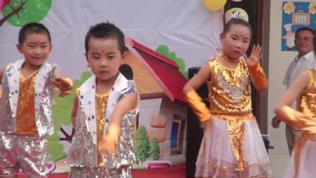 精忠爱心幼儿园庆六一1舞蹈《偶像万万岁》