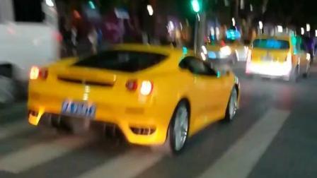 上海街头的夜生活这声音太给力了!