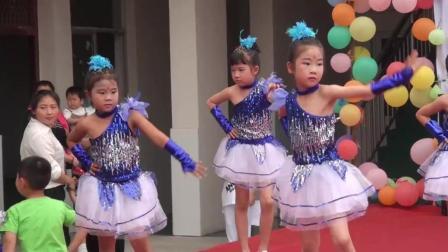 精忠爱心幼儿园庆六一7舞蹈《爱啦啦》