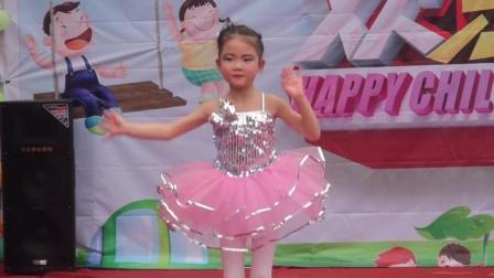 精忠爱心幼儿园庆六一8舞蹈《乐呀乐嘟嘟》