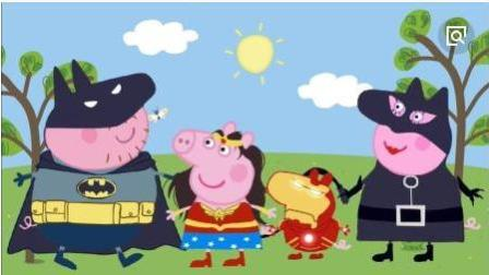 小猪佩奇第六季 粉红火箭猪 粉红猪小妹动画片国语版