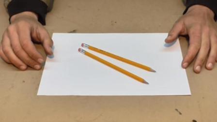 给铅笔通上电, 就能用来做雕刻? 俄罗斯电工这方法咱千万别模仿!