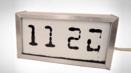 这个会动的钟表, 全球只有24个, 一个就要5万块!