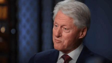 为了卖书   克林顿再谈莱温斯基性丑闻