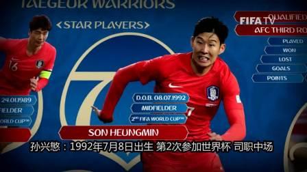韩国世界杯大数据:10次参赛曾勇夺殿军 英超双星成领军人物