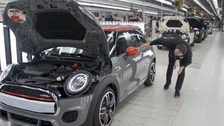 汽车工厂系列--MINI 英国工厂流水揭秘