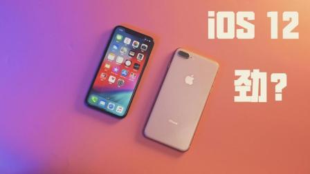 iOS 12上手体验: 功能补足, 性能提升