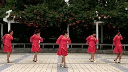 跳个舞都是爱你的形状, 超欢快健身步子舞《幸福小两口》