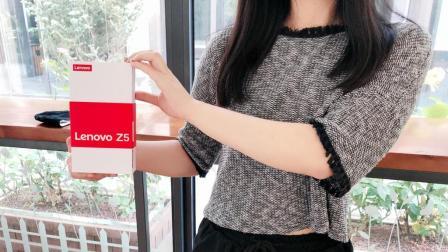 联想Z5开箱上手: 屏幕素质出色/拍照效果超预期
