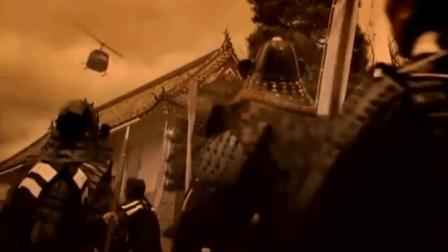 日神剧。特种陪队带着飞机坦克穿越古代。古代人着实被飞机吓着。