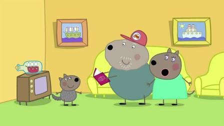 小猪佩奇: 佩奇学习举办戏剧表演