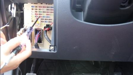 防碰瓷 安装超高清行车记录仪