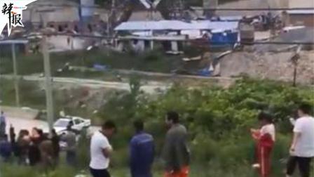 本溪一处铁矿发生炸药爆炸 已致11死9伤