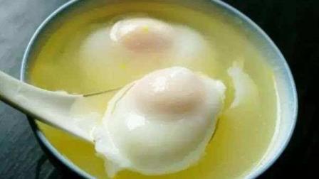 水煮荷包蛋最完美的2个做法, 鸡蛋又圆又嫩还不散花, 学不会你来打我