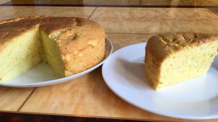 手把手教你做戚风蛋糕, 烘焙新手也能一次成功, 蓬松香甜很绵软