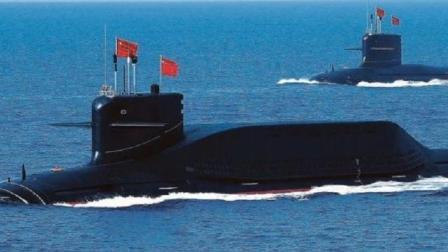 中国094A核潜艇已正式亮相, 携带巨浪2A导弹, 性能优异