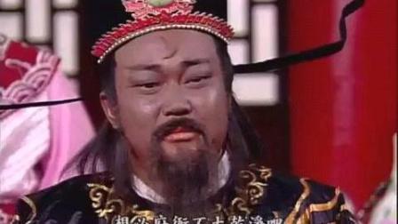 文家吃饭用的是金碗银筷子, 吃的却全是素菜, 包拯的眼神亮了