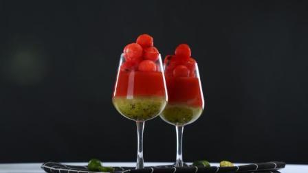 哇咔咔~西瓜配上猕猴桃是种怎样的体验啊?