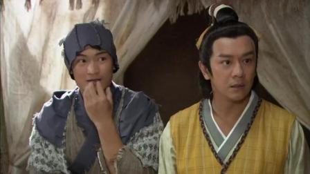 薛平贵与王宝钏: 薛平贵不能参加彩楼招亲, 这下葛青高兴了, 手舞足蹈啊!