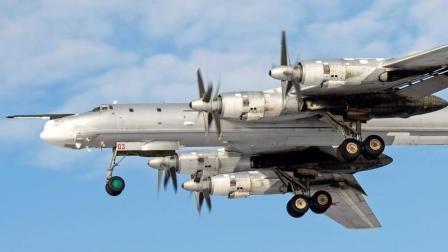 找美国麻烦? 俄两架轰炸机飞临北美, F22领命升空拦截