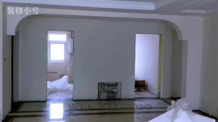 家居装修: 瓷砖的波打线铺设, 只需要以下几步, 就能美观