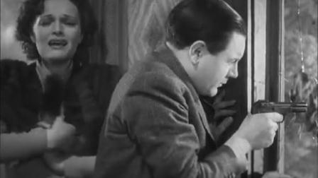 《失踪的女人》危急关头吉伯跟老妇人学唱歌 原因是为两国和平