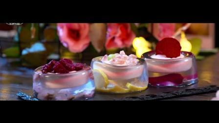 2分钟学会樱花果冻杯, 比日本网红果冻颜值还高, 美到不舍得吃!