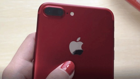 萌妹子开箱iPhone7 plus,兴奋的无语伦次!