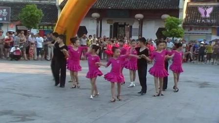 麻城市星辰艺术培训中心 少儿拉丁舞 · 恰恰