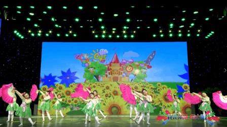 """《花儿朵朵》灵菲舞蹈艺术学校-包头广播电视台2018年""""花儿朵朵向太阳""""少儿六一晚会"""