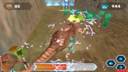 乐高侏罗纪恐龙世界第二季