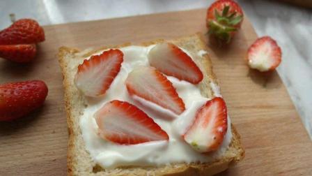 酸奶吐司变成花样早餐! 一口咬下去给你不一样的美味体验!