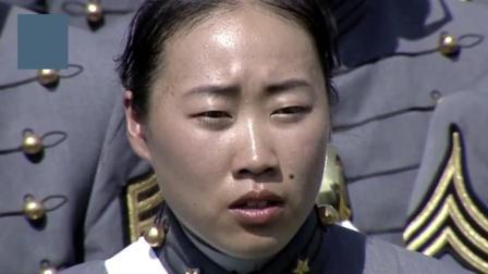 全年级迪6名, 西点军校34名荣誉毕业生, 她是唯一华裔