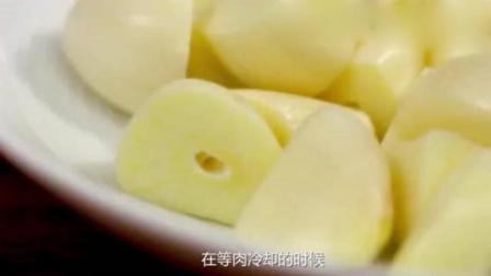 舌尖上的美食生活: 巴适的四川家常, 菜蒜泥白肉, 蒜香陈醋味