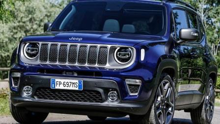 Jeep新款自由侠官图, 特斯拉入门级SUV预告