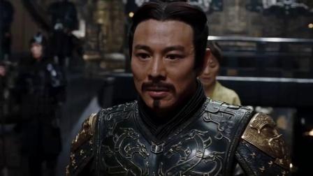 《木乃伊3》  杨紫琼牺牲色相对大王下咒语