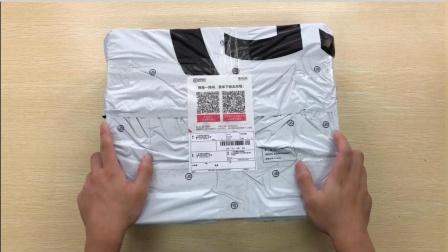 6299元买的苹果笔记本开箱, 开箱的一瞬间: 天呐, 没发错货吧?