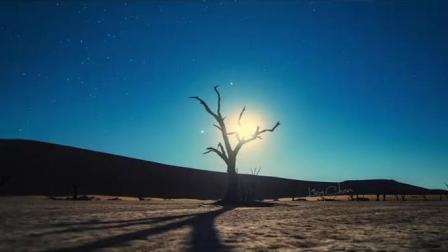 Trip to Namibia -美丽的红沙漠和神秘的死亡谷