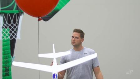 模拟飞机模型完美飞行