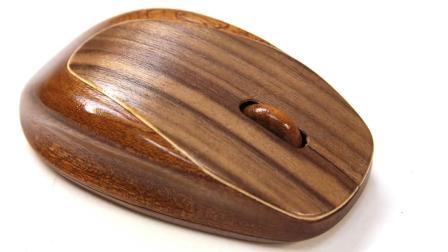 如何用木头制作一个无线鼠标