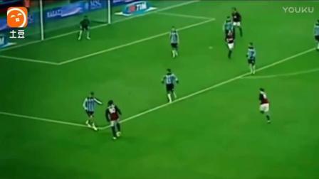 足坛最不能黑的球星, 小罗生涯10佳球, 难怪梅西