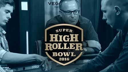 了心德州扑克 超级碗豪客赛 2016 第四集